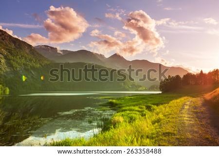 Norway landscapes #263358488