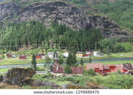 Norway Nature and Culture #1298888476