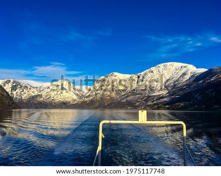 Norwegian Fjords tour by ship