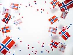 Norwegian independence day, Constitution day, may 17. holiday of