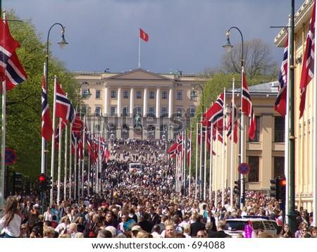 Norwegian national day