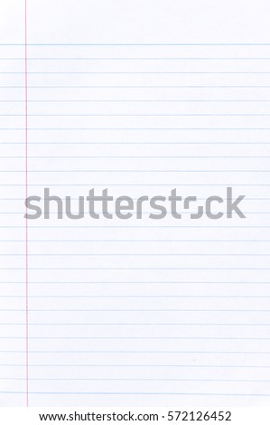 Notebook Paper Background #572126452