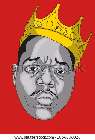 Notorious Big Hip Hop