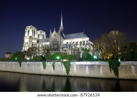 Paris, city of lights and love