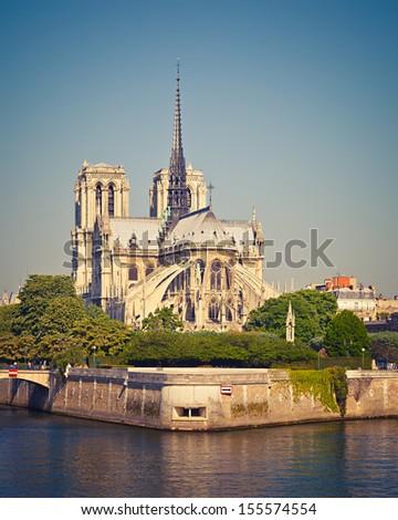 Notre Dame de Paris Paris France