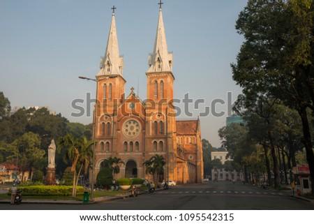 Notre Dame de Saigon Cathedral