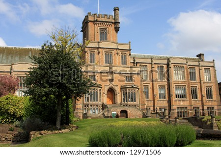 Nottingham High School For Boys, Nottingham, England, U.K.