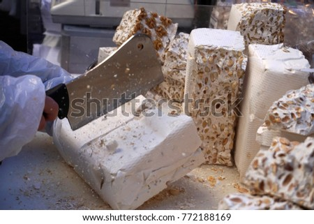 Nougat for sale in italy #772188169