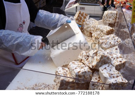 Nougat for sale in italy #772188178