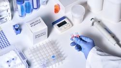 Novel coronavirus 2019 nCoV RT-PCR diagnostics kit. Reagents, primers and control samples to detect presence of SARS-COV-2 virus. In vitro diagnostic test based on real-time PCR technology.