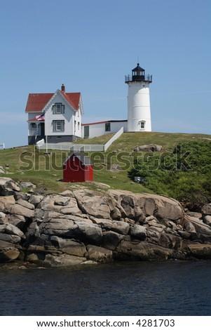Nubble Lighthouse York Maine 3