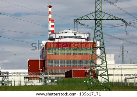 Nuclear power plant reactor