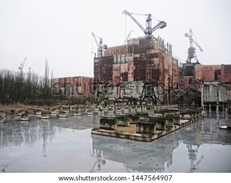 Nuclear power plant, third unit