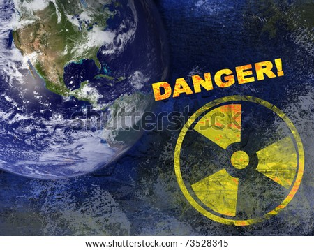 Nuclear power - warning for Earth