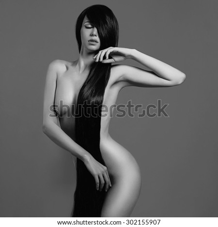 You have women beautiful nude black and white authoritative