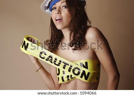 hard hat nude girl pics