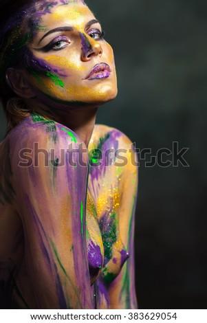 Bright girls nude Nude Photos 5