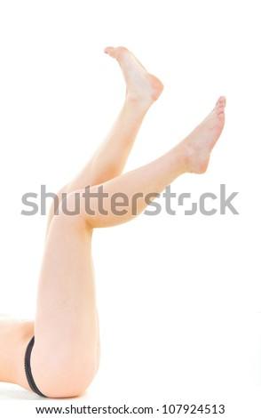 Nude Isolated Beauty