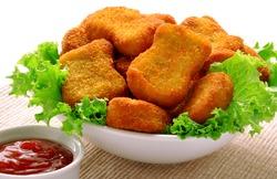 Nuggets Closeup