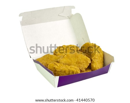 Nuggets in a box