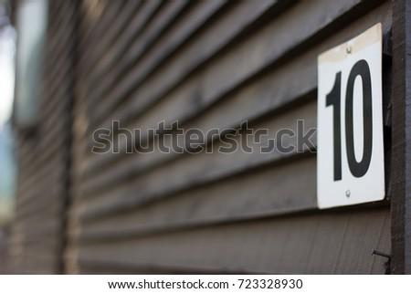 Number 10 #723328930