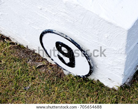 number nine house number #705654688