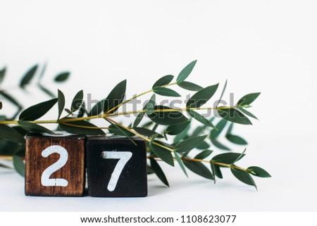 number 27 ( twenty seven ) #1108623077