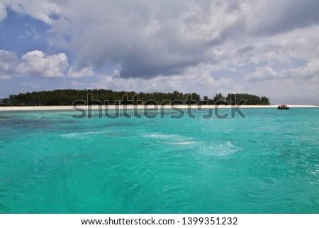 Nungwi is the beach of Zanzibar, Tanzania #1399351232