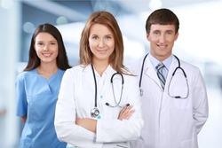 Nurse, Doctor, Healthcare And Medicine.