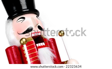 Nutcracker, yelling, shouting, singing or screaming. (space for your text)