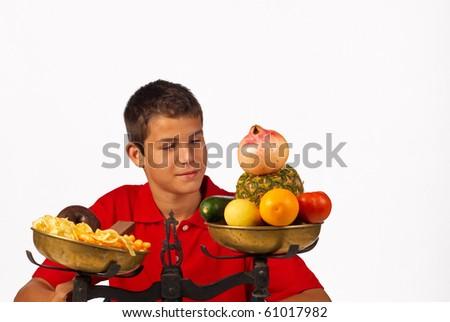 Nutrition balance