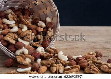 Nuts #623693597