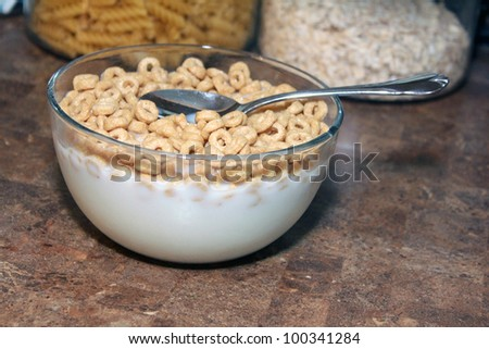 o's oat cereal