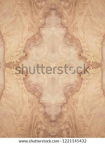oak burl veneer geometric rhombus pattern #1221145432