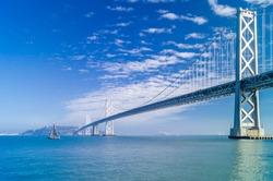 Oakland-bay Bridge, San Francisco