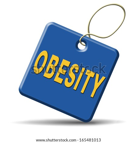 obesity or over weight overweight or obese people suffer eating disorder and can be helped by dieting - stock photo