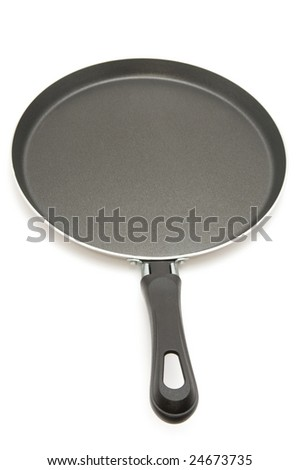object on white - kitchen utensil -griddle