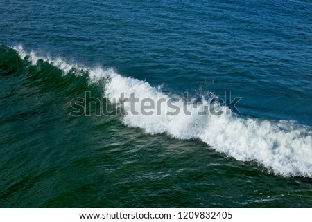 Ocean background picture.
