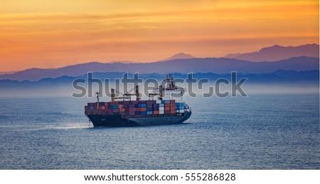 Ocean Barge