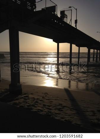Ocean Beach Pier #1203591682