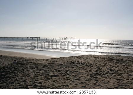 Ocean Beach, San Diego.