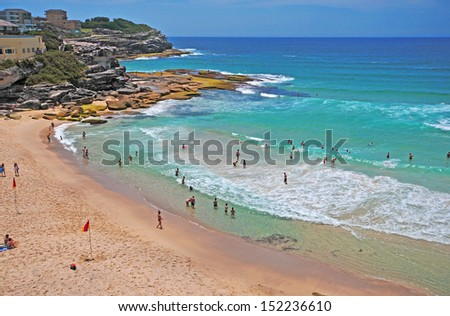 Ocean Beach Sydney Australia