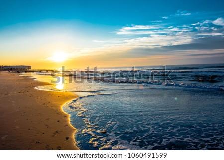 Ocean City NJ Sunrise #1060491599