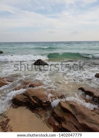 ocean clear water、 clear sea