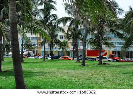 Ocean drive - Miami