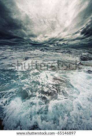 Ocean storm #65146897