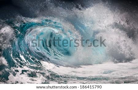Ocean Wave #186415790
