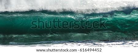 Ocean wave 4 #616494452