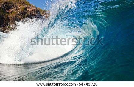 Ocean Wave, Epic Surfing