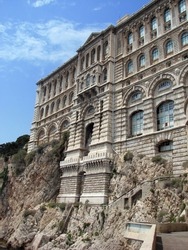 Oceanographic Museum of Monaco - The Oceanographic Museum (Musée Océanographique) is a museum of marine sciences in Monaco-Ville, Monaco. It is home to the Mediterranean Science Commission.